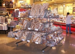 Custom Made Bread Rack