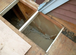 Sheathing Replacement