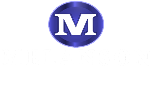 The Melanson Company footer logo